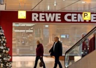 """Bildinhalt: """"Am Donnerstag öffnet Leipzigs erstes Rewe-Center in Grünau"""""""