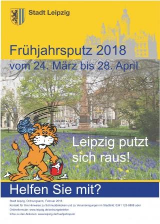 Bildinhalt: Frühjahrsputz 2018