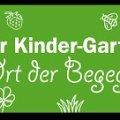 """Hinweis: """"5. Sächsischer Kinder-Garten-Wettbewerb"""""""