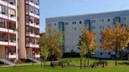 Viel Gr?n in Gr?nau. Sicherlich ein Potential des Stadtteils. Foto: Stadt Leipzig