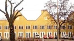 Die ehemalige 55. Schule in der Ratzelstrasse. Foto: Marko Hoffmann