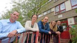 Macht sich fuer Gruenauer Schulen stark: Elternnetzwerk Gruenau. Foto: Andre Kempner