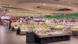 REWE Center Obst- und Gem?seabteilung. Foto: REWE