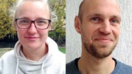 Hannah Cremer und Anselm Schelcher - die Gr?nauer Asylkoordinatoren